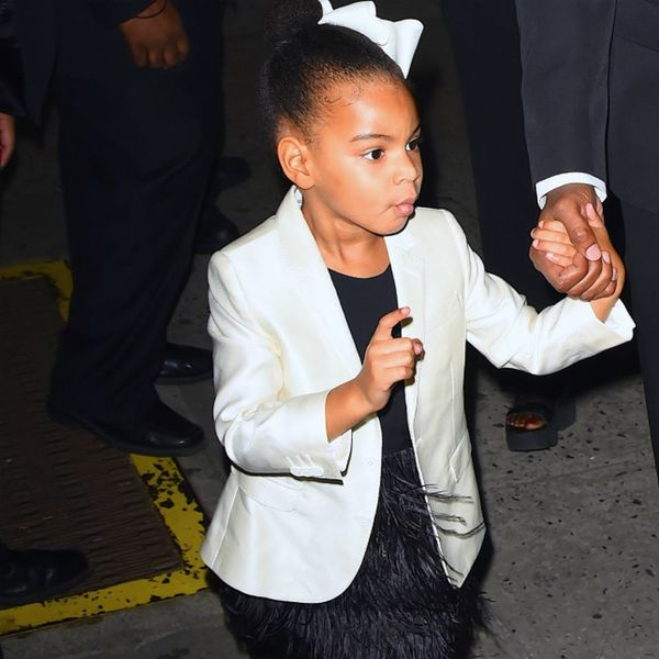 Beyoncé Has Possible Plans to Make Her Daughter the Youngest Celeb to Ever Snag a Beauty Deal
