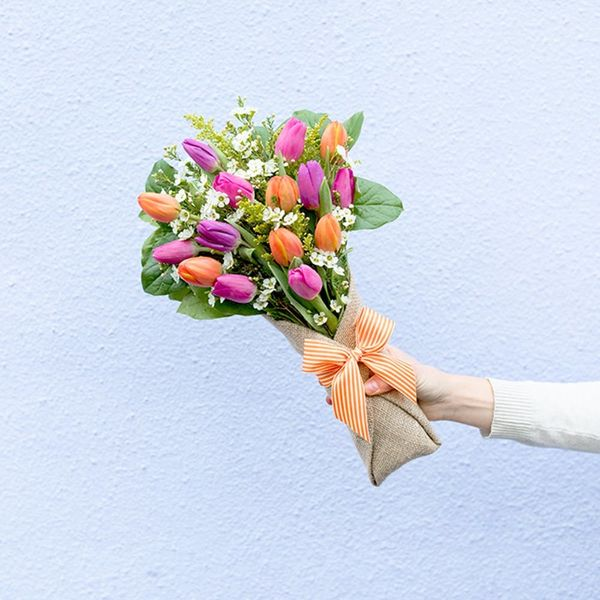 Save 10 Percent on Valentine's Day Blooms When You Enroll in a Lettering Class
