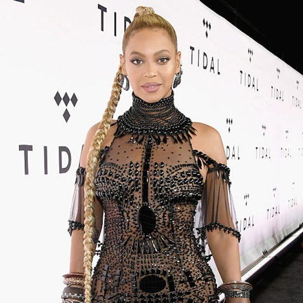 Beyoncé's Cute AF Valentine's Day Merch Includes a Secret Nod to Her Twins