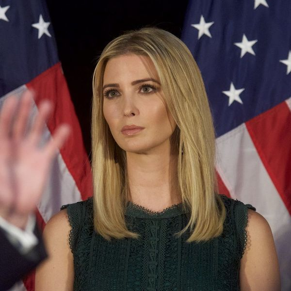 This Is What Ivanka Trump's Brand Has to Say About Those Department Store Rumors
