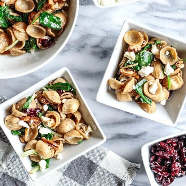 """15 Romantically Simple Pasta Dinners That Scream """"That's Amore!"""""""