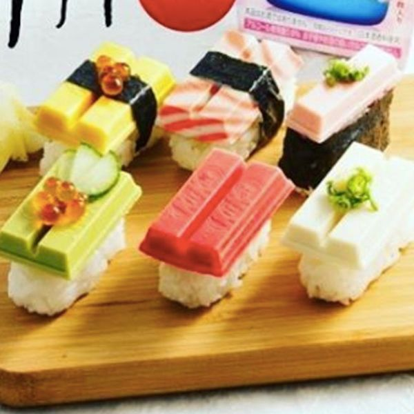 Kit Kat Sushi Is Now a Thing and We Need to Try It ASAP