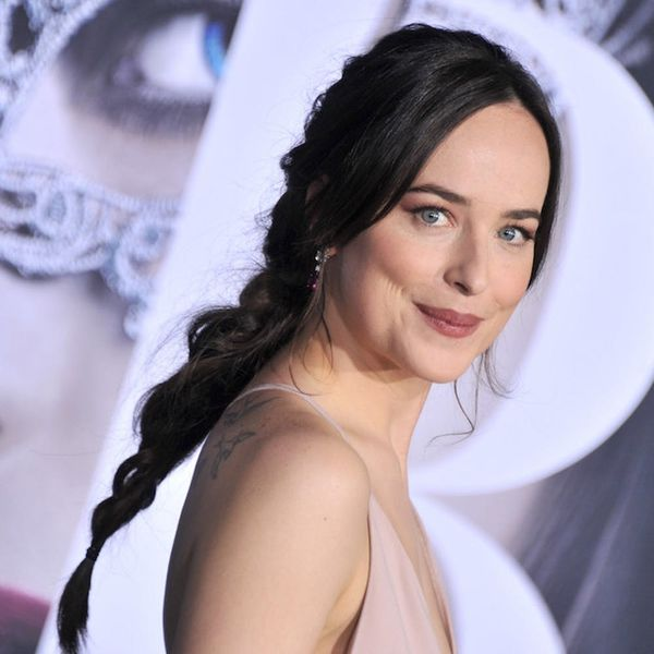 Dakota Johnson Masters the Perfectly Imperfect Braid (and You Can Too!)