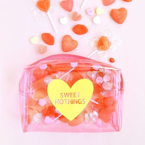 Make These Sweet Clutches Just in Time for Galentine's Day