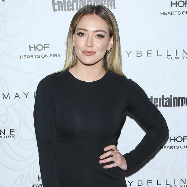 Hilary Duff Is Learning to Love Her Body After Years of Hating One Part in Particular