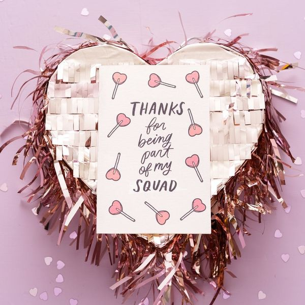 Download These Free Galentine's Day Cards for Your Best Baes