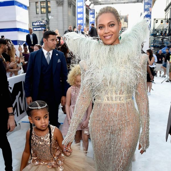 Beyoncé Secretly Included Blue Ivy in Her First Pregnancy Pic But You'll Never Guess How