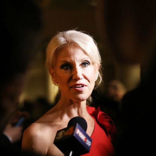 Kellyanne Conway Made Up a Tragic Event to Defend the Travel Ban