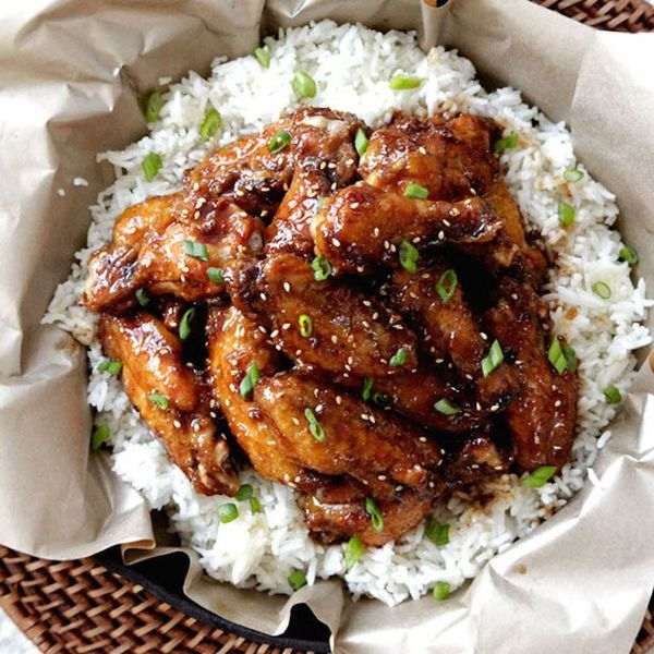 16 Chicken Wings That Go Beyond Game Day