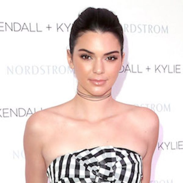 Here's the Real Reason Kendall Jenner Instagrammed Pizza Emoji Over Her Nipples