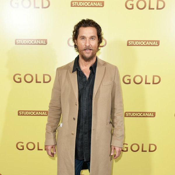 Matthew McConaughey Is Under Fire for His Comments About Trump