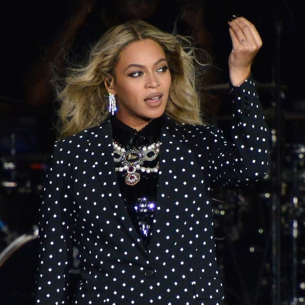 Here's What Beyoncé's Pregnancy Photo Shoot Is Secretly Telling Us