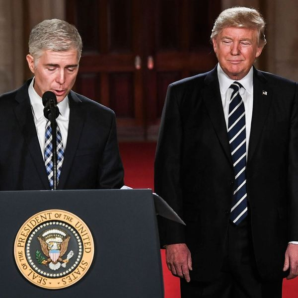 Here's Where Trump's Supreme Court Pick Stands on the Issues That Affect Your Life