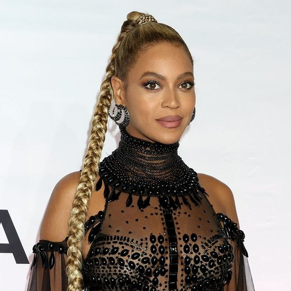 Here's the Hidden Message in Beyoncé's Pregnancy Announcement