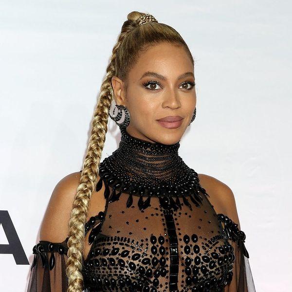 Here's the Hidden Message in Beyoncé's Pregnancy Announcement