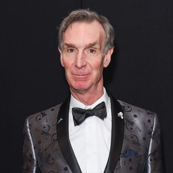 Bill Nye the Science Guy Made His New York Fashion Week Runway Debut