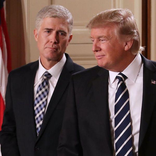 BREAKING: Donald Trump Has Announced His Supreme Court Nominee