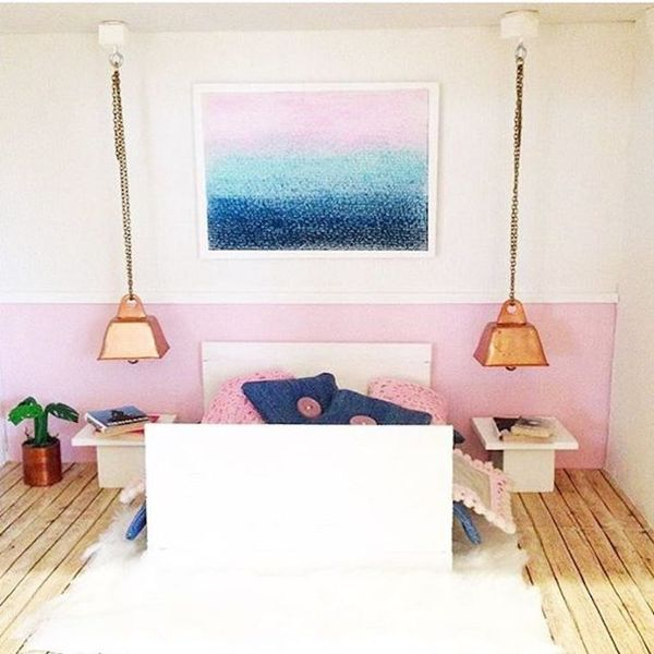 These Modern + Trendy Dollhouses Are Taking Over Instagram