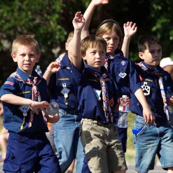 The Boy Scouts Will Now Allow Transgender Boys to Join