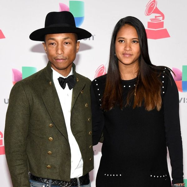 Pharrell Williams Is Now a Daddy to Baby TRIPLETS