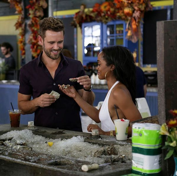 The Bachelor Recap: A Fake Haunted House and the Most Awkward Date Ever
