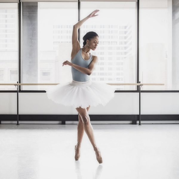 This Major Ballet Brand Is Releasing Pointe Shoes for All Colors