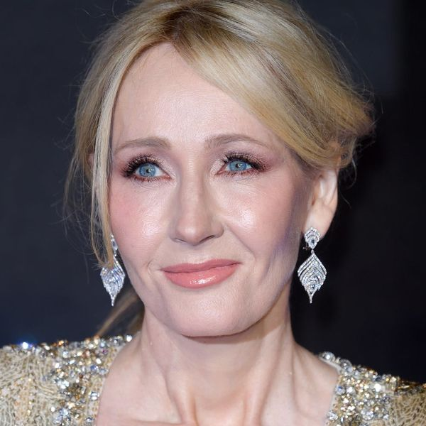 JK Rowling Is All of Us Living for This Harry Potter Reunion