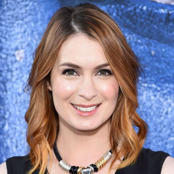 Felicia Day Just Had Her Baby and Her Fairy-Inspired Name Is Totally Mythic