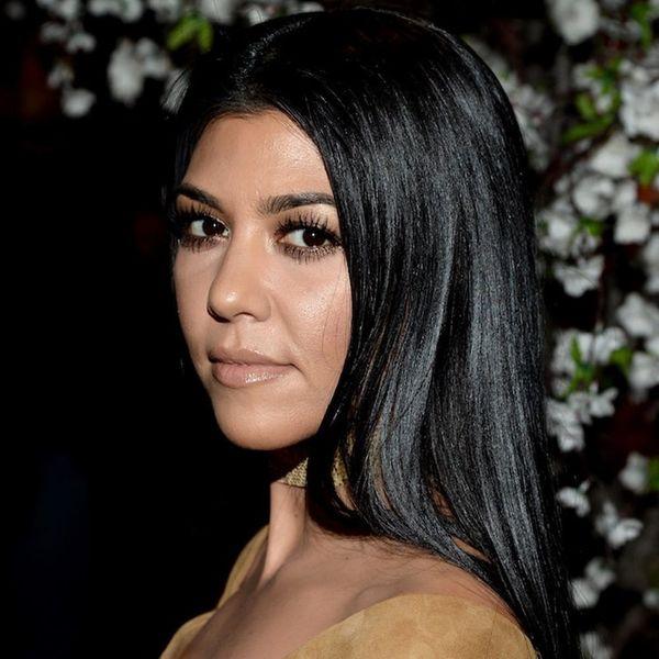 You'll Never Believe What Kourtney Kardashian's Hidden Creative Talent Is