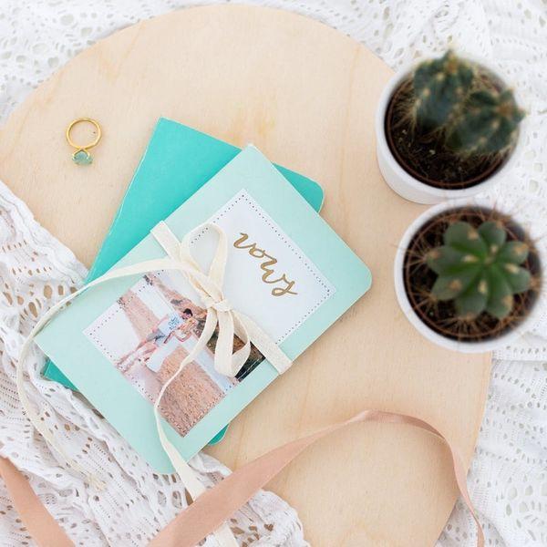 DIY Your Custom Wedding Vows Booklet in Three Easy Steps