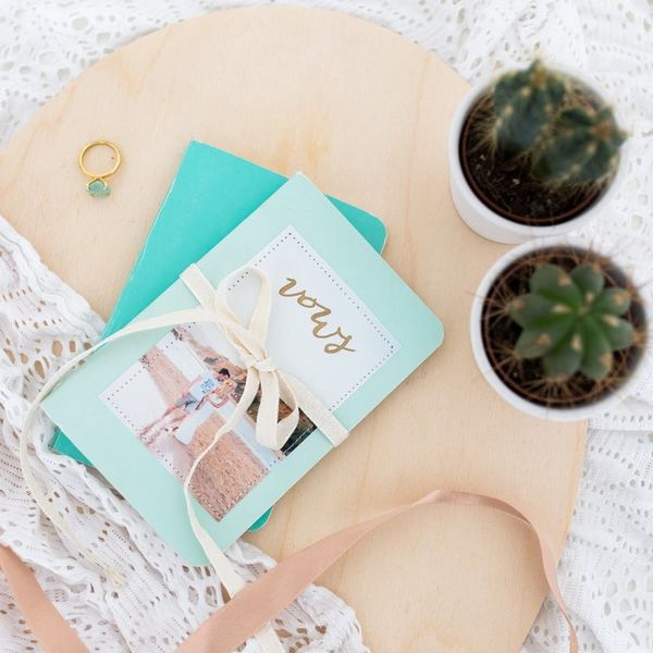 DIY Your Custom Wedding Vows Booklet in Three Easy Steps