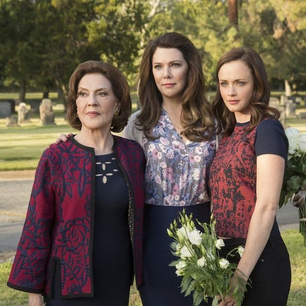 This Overlooked Tidbit Basically Confirms More Gilmore Girls Is on the Way
