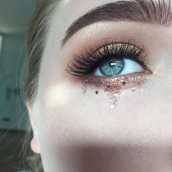 This Is the Most Glamorous Way to Hide Under-Eye Circles We've Ever Seen