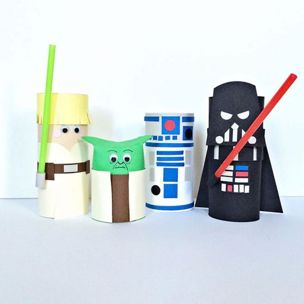 19 Jedi-Approved Star Wars Party Ideas for Your Padawan