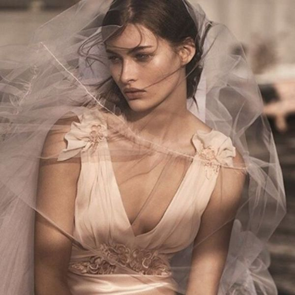 Topshop Is Here to Fill the Void J.Crew Left Behind in Bridal Wear