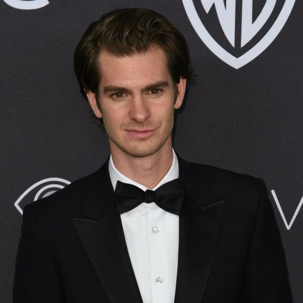 Andrew Garfield's Pick for an Oscars Date Will Warm Your Heart