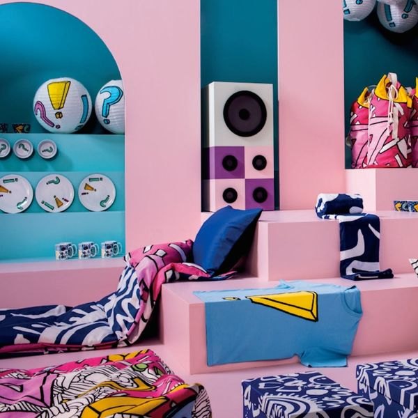 IKEA's Newest SPRIDD Collection Is Full of Festival Swag