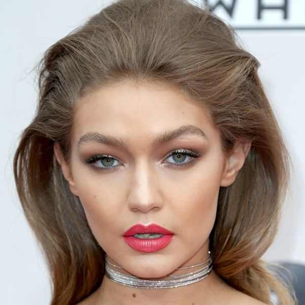 Gigi Hadid Just Made Pink Ombre Hair Look Totally Wearable