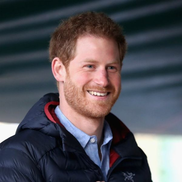 Prince Harry Jogging for Charity Will Make You Want to Strap Your Sneakers On