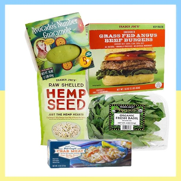 20 Items at Trader Joe's You NEED If You're Doing Whole30