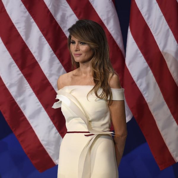 """Melania Trump Didn't Want a """"First Lady Gown"""" for Inauguration Ball"""
