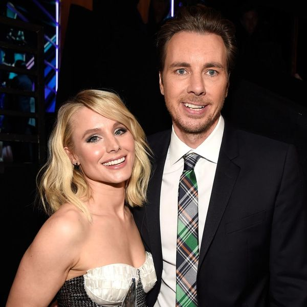 Dax Shepard Just Proved He's the Coolest Hubby Ever by Helping His Wife Kristen Bell Meet Her Celeb Crush