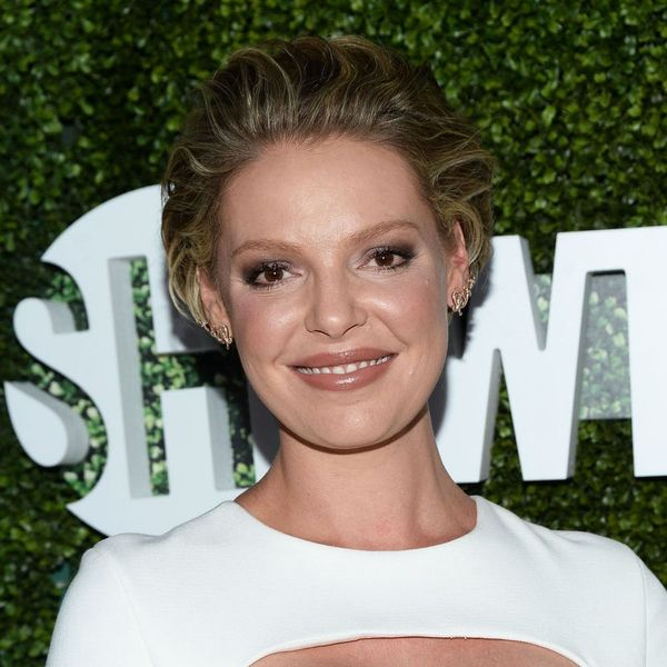 You'll Be Totally Jealous of Katherine Heigl's Rustic Baby Shower Cake