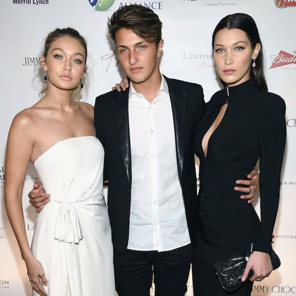 Gigi and Bella Hadid's Brother Anwar Just Scored a MAJOR Gig