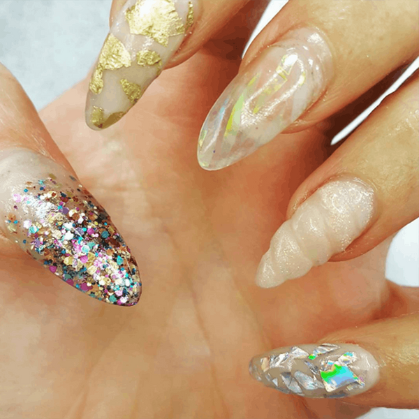 10 Unicorn Nails That Are Truly Magical