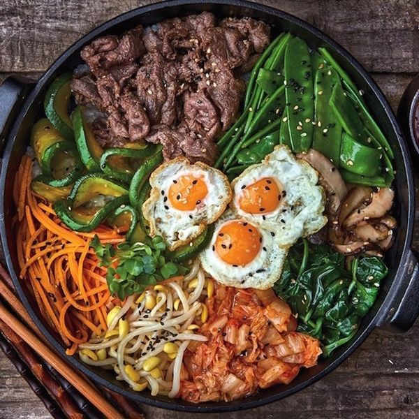 16 Bibimbap Bowl Recipes That'll Make Dinner a Breeze