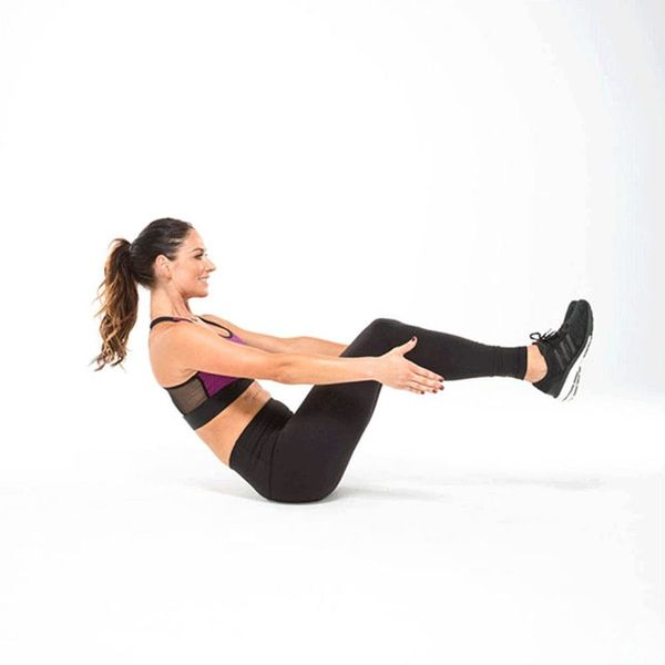 Sculpt Sexy Abs in Just THREE Moves