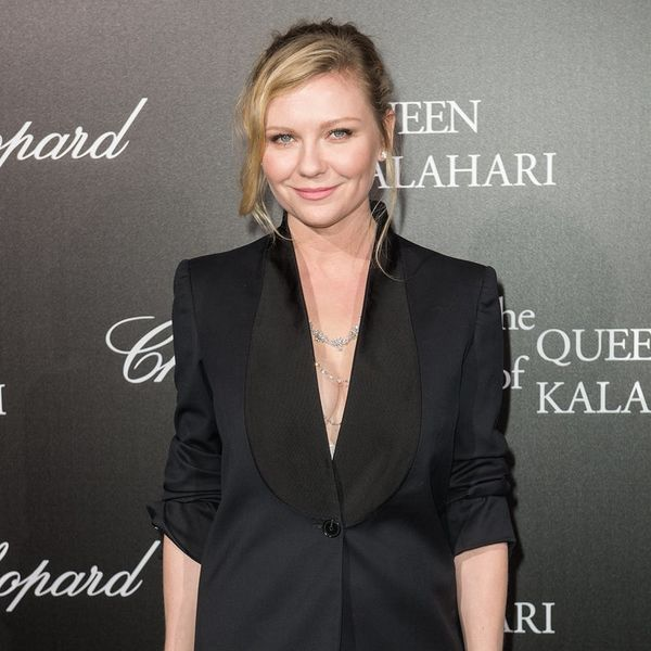 Kirsten Dunst Just Recycled a Dress More Than a Decade Old