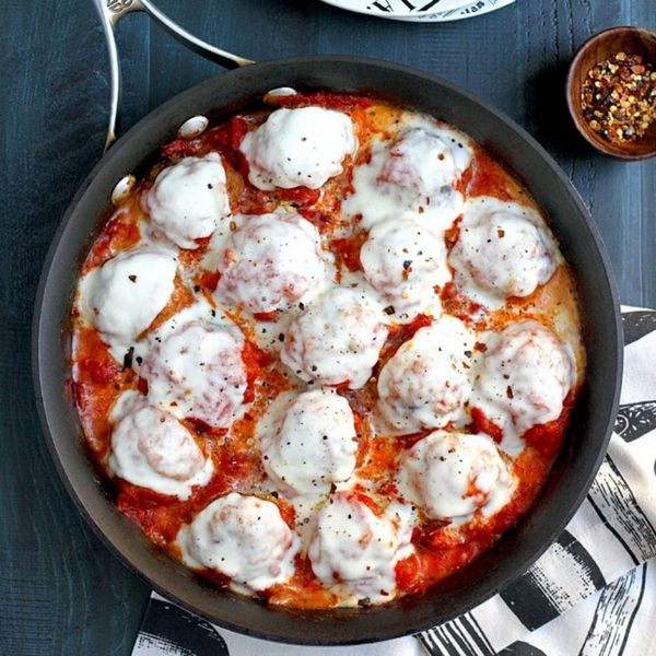 """15 Vegetarian """"Meatball"""" Recipes to Dish Out on Meatless Monday"""