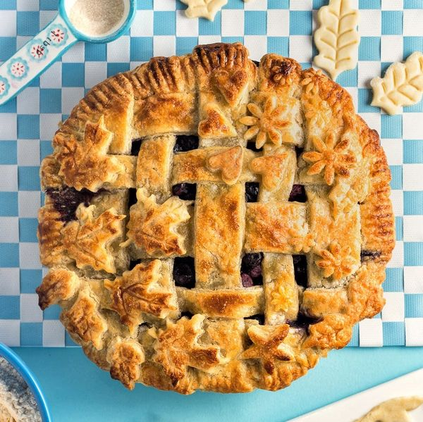 Celebrate Pie Day With This Classic Blueberry Pie Recipe